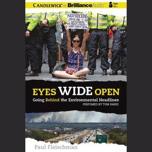 Eyes Wide Open - Audiobook
