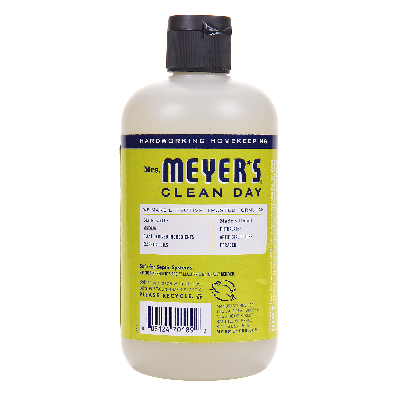 Mrs. Meyer\'s Clean Day Vinegar Gel Cleaner, Lemon Verbena, 12 oz ...