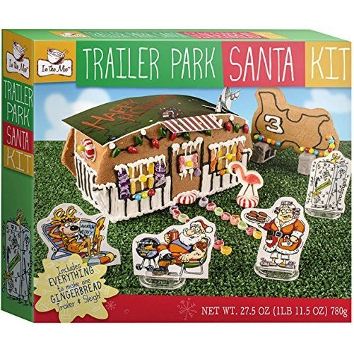 Gingerbread Trailer House And