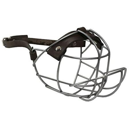 Metal Wire Basket Dog Muzzle Boxer, Bulldog Medium. Circumference 13.5