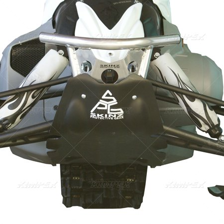 SKINZ PROTECTIVE GEAR Snowmobile, Skid plate (Snowmobile Skid Plates)