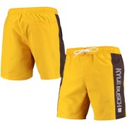 Kyle Busch G-III Sports by Carl Banks Outfield Volley Shorts - Yellow