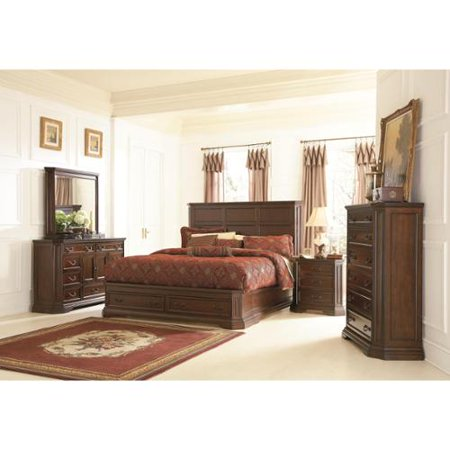 Foxhill Bedroom Set Product Photo 862