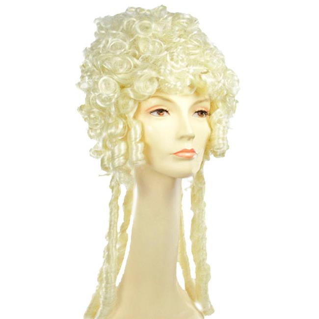 Morris Costumes LW255WT Marie Antoinette SP White Wig Costume - image 1 de 1