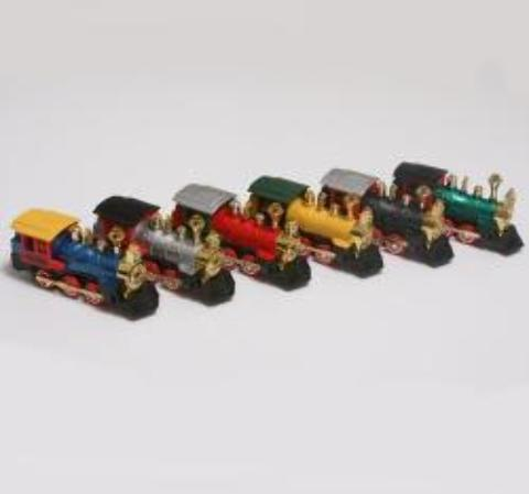 Die Cast Locomotive Case Pack 24 by