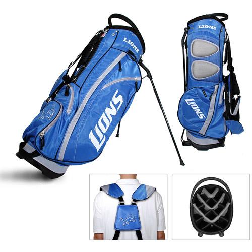 Team Golf NFL Detroit Lions Fairway Golf Stand Bag