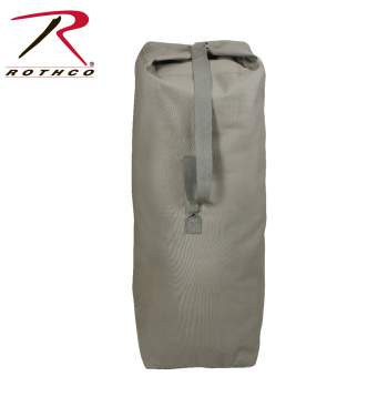 Rothco Heavyweight Top Load Canvas Duffle Bag by Rothco