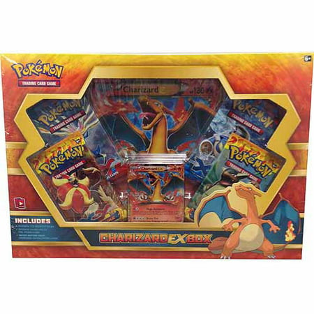 Pokemon Charizard-Ex Box (Charizard Ex)