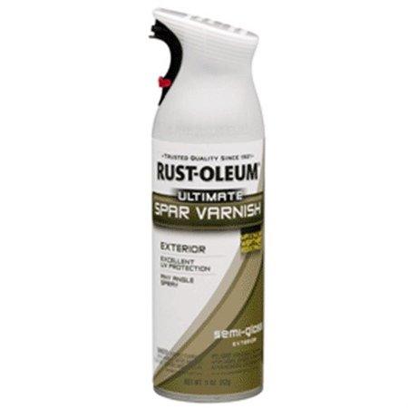 260347 11oz Semi-Gloss Ultimate Spar Varnish