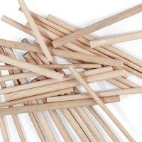 "Creativity Street Wood Dowels, 12"" x .5"" 12/Pkg."