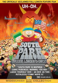 South Park: Bigger, Longer, & Uncut (DVD) by Paramount Home Entertainment