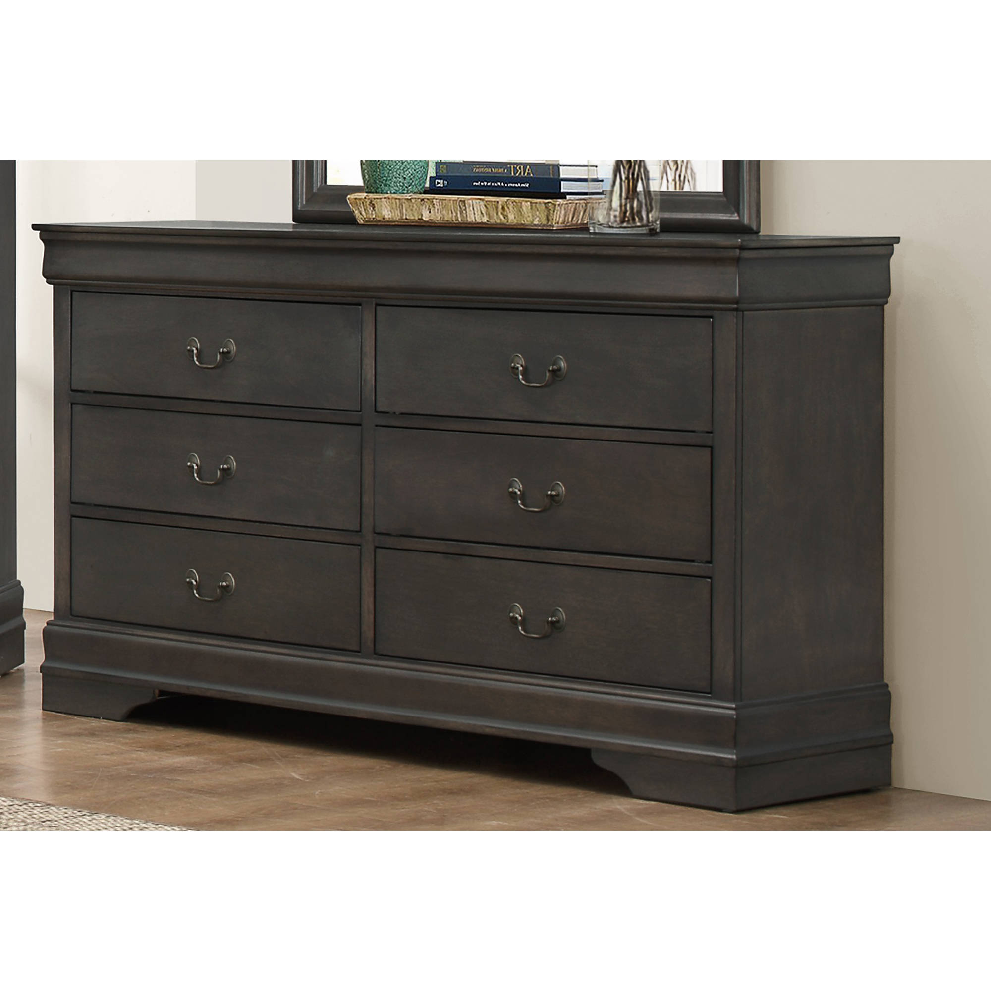 Weston Home Dresser, Stained Grey