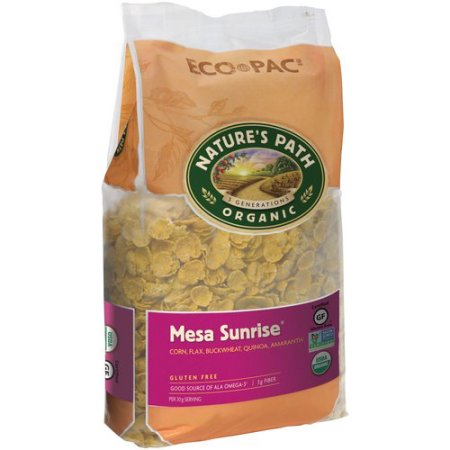 Nature's Path Organic Mesa Sunrise Cereal, 26.4 oz, Eco Pack