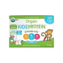 Protein & Meal Replacement: Orgain Kids Protein Shake
