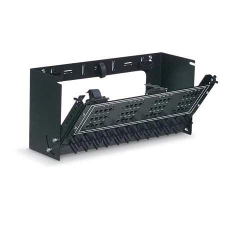 (Black Box Network Services JPMT088 Heavy Duty Pivoting Wallmount Panel)
