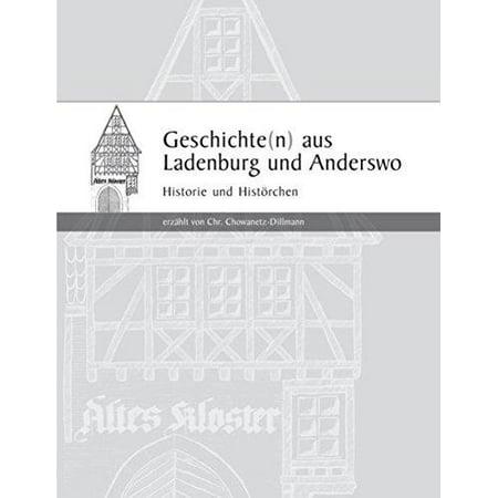 Geschichte N  Aus Ladenburg   Und Anderswo