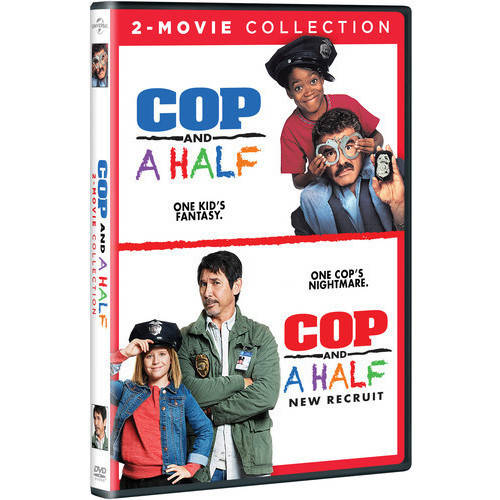 Cop and a Half / Cop and a Half: New Recurit (DVD)