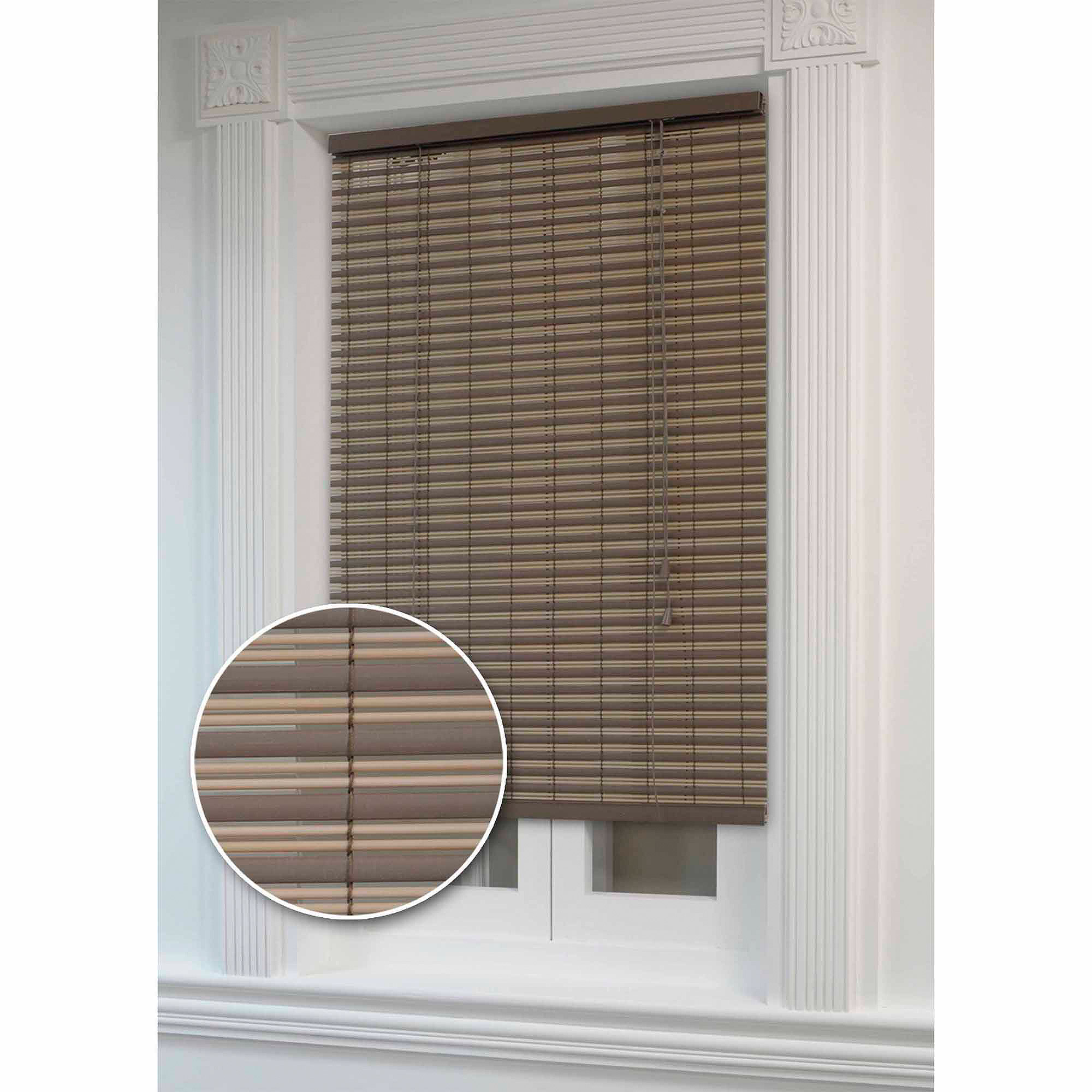 Outdoor patio blinds - Ashland Vinyl Roll Up Blinds