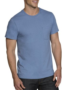 8364764f Product Image Big Men's Dual Defense Assorted Pocket T-Shirts Extended  Sizes, ...