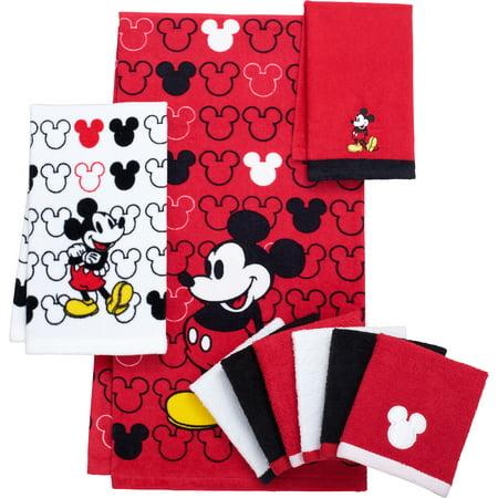 Mickey Mouse Decorative Bath Collection Bath Towel