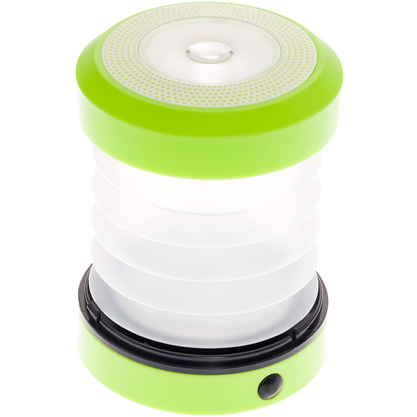 Greenlighting New Green Collapsible LED Emergency Flashlight Lantern w  Handle by GreenLighting