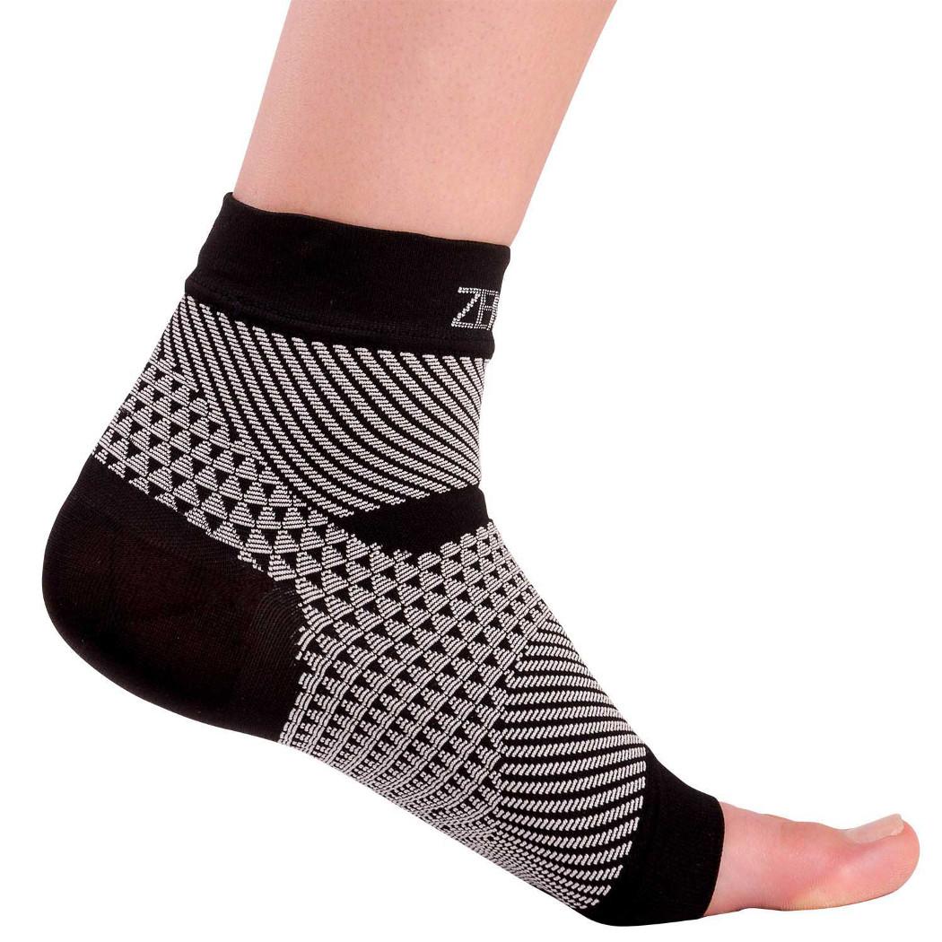 Zensah Plantar Fasciitis Ankle Sleeve  Single
