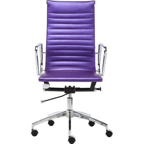 Winport Industries High-Back Executive Chair