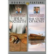 Charlton Heston Presents The Bible: Jesus Of Nazareth   The Story Of Moses by