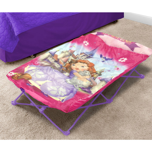Disney Sofia the First Portable Travel Bed