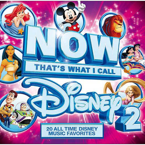 Now That's What I Call Disney - Vol. 2-Now That's What I Call Disney [CD]