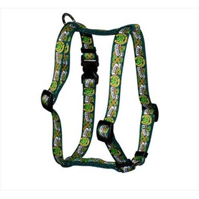 Yellow Dog Design Lucky Dog Roman Harness