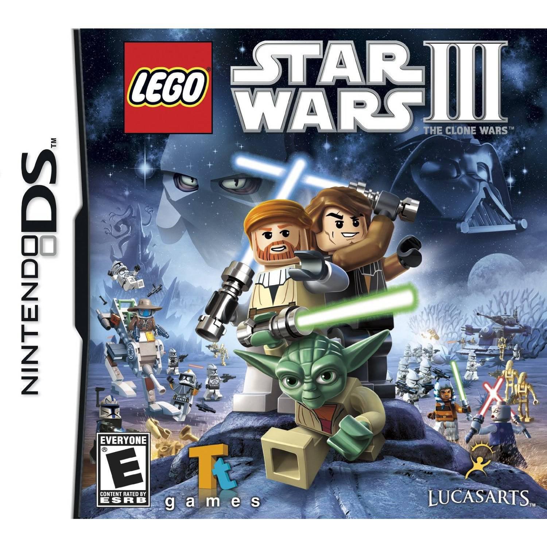 Lego Star Wars III: The Clone Wars (DS)