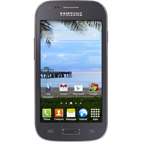 Total Wireless Samsung Galaxy Ace Style Android Prepaid Smartphone