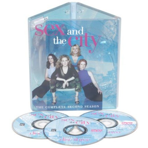 Sex and the City: The Complete Second Season [3 Discs]