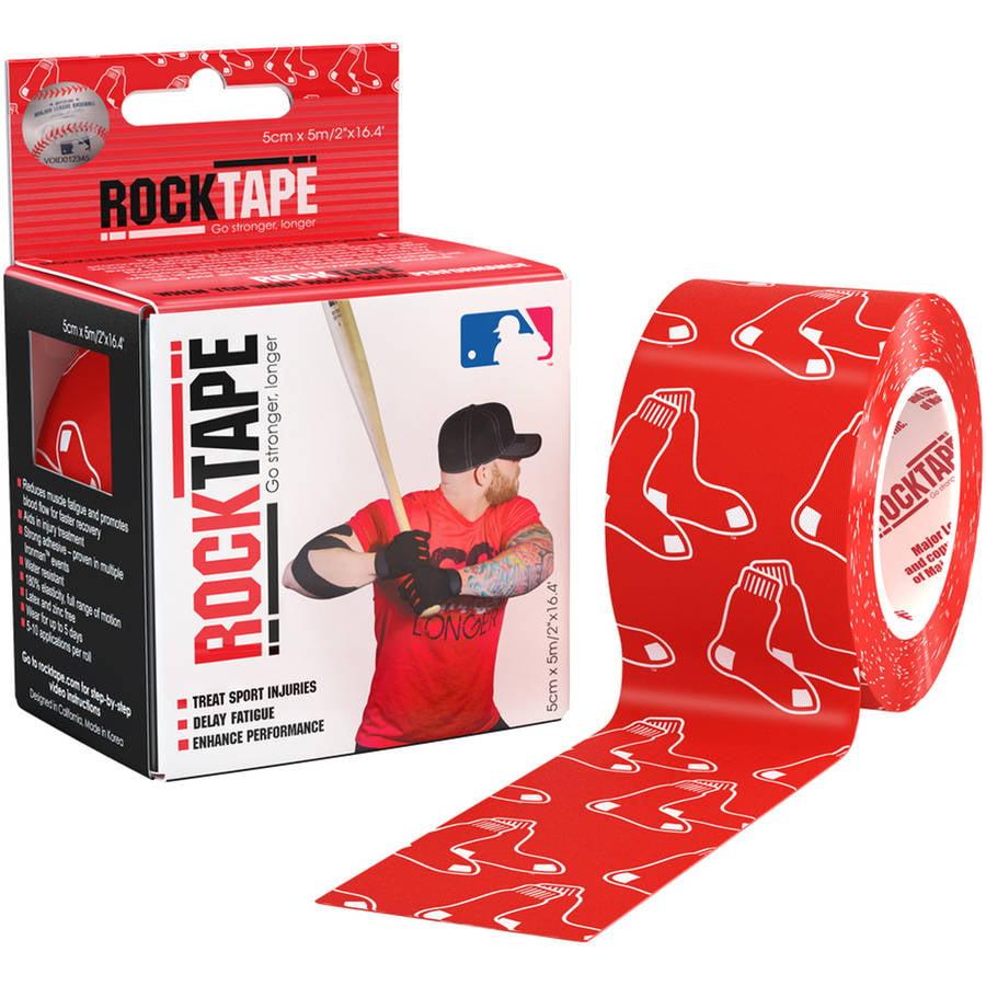 "2"" RockTape, MLB Red Soxs"