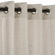 Pawleys Island CUR108SVGRS-PI Curtain with Grommets