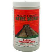 Aztec Secret Indian Healing Clay Deep Pore Cleansing, 2 lbs