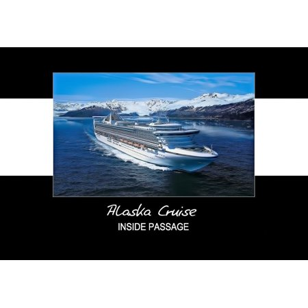 Alaska Cruise, Inside Passage - eBook