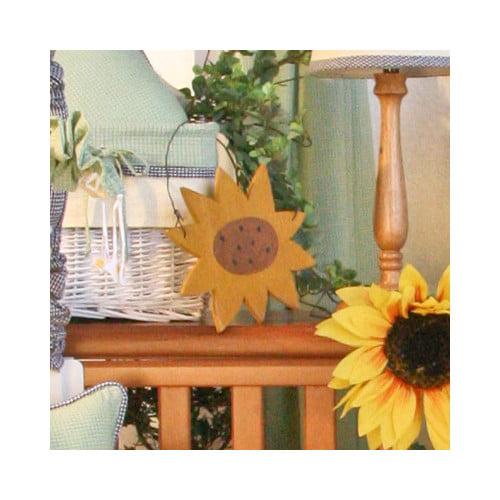 Brandee Danielle Bee My Baby Sun Flower Hanging Art