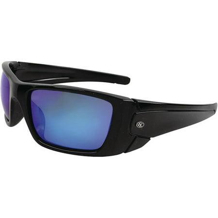 Yachter's Choice Cubera Sunglasses, Blue Mirror Polarized Lenses