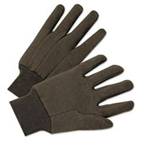 1200 Glove (Anr 1200 Jersey General Purpose Gloves - Brown)