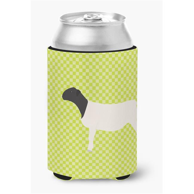 Carolines Treasures BB7804CC Dorper Sheep Green Can or Bottle Hugger - image 1 of 1