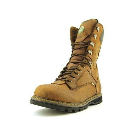 Pursuit Leather (Men's 5006 ELX Pursuit Brown Leather Tall Boots 10.5W )