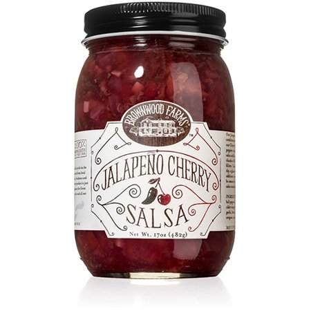 Brownwood Farms Jalapeno Cherry Salsa (17 ounce)