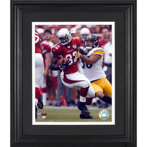 NFL - Edgerrin James Arizona Cardinals Framed Unsigned 8x10 Photograph