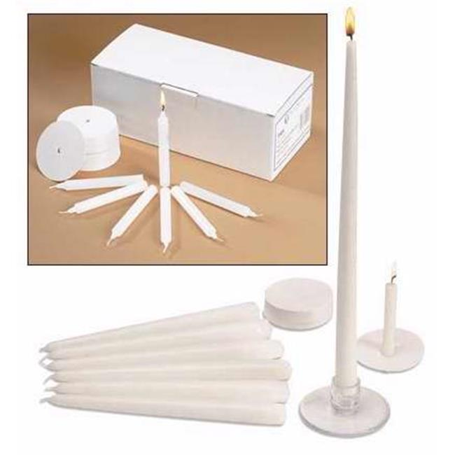 Will & Baumer 60415 Candle Candlelight Service Set With 120 Candles - image 1 de 1