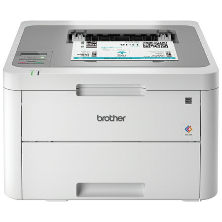 Brother HL-L3210CW Compact Digital Color Printer Providing Laser Quality Results with (Brother Wireless Laser)