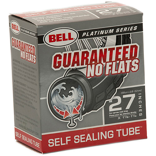 """Bike /& Bicycle 27/"""" Selfseal Inner Tube Bell Sports 1006498 seals instantly"""