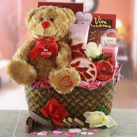 Be My Valentine Gift Basket Walmartcom