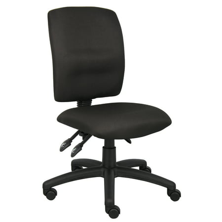 Multifunction Office Chair - Boss Office & Home Black Multifunction Task Chair
